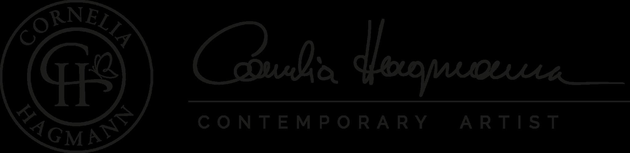 Logo Brand Cornelia Hagmann horizontal