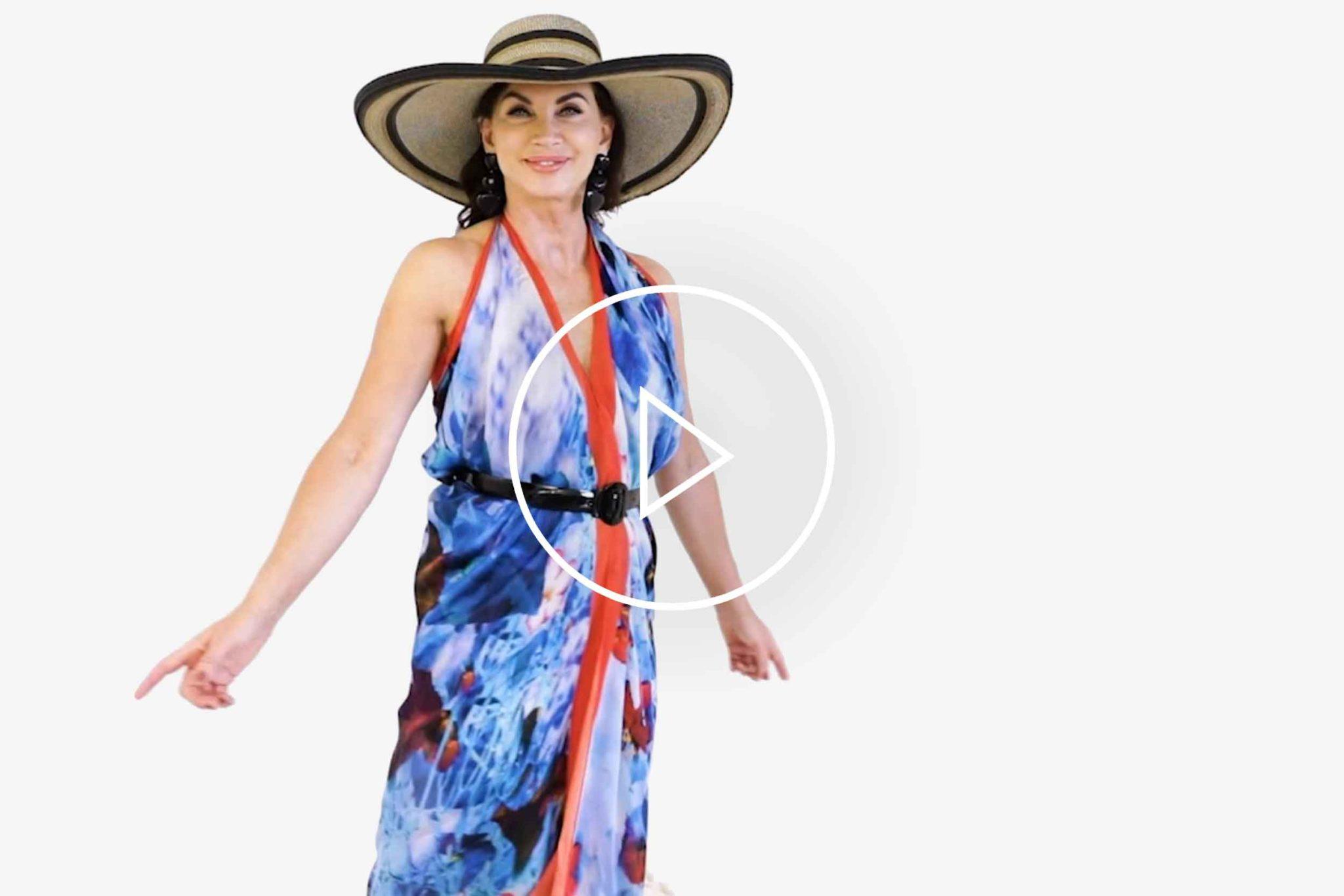Cornelia Hagmann La Galleria Silk Scarves Styles Inspirations No 1 2 3, Seidenschal, sciarpa di seta, foulard soie,
