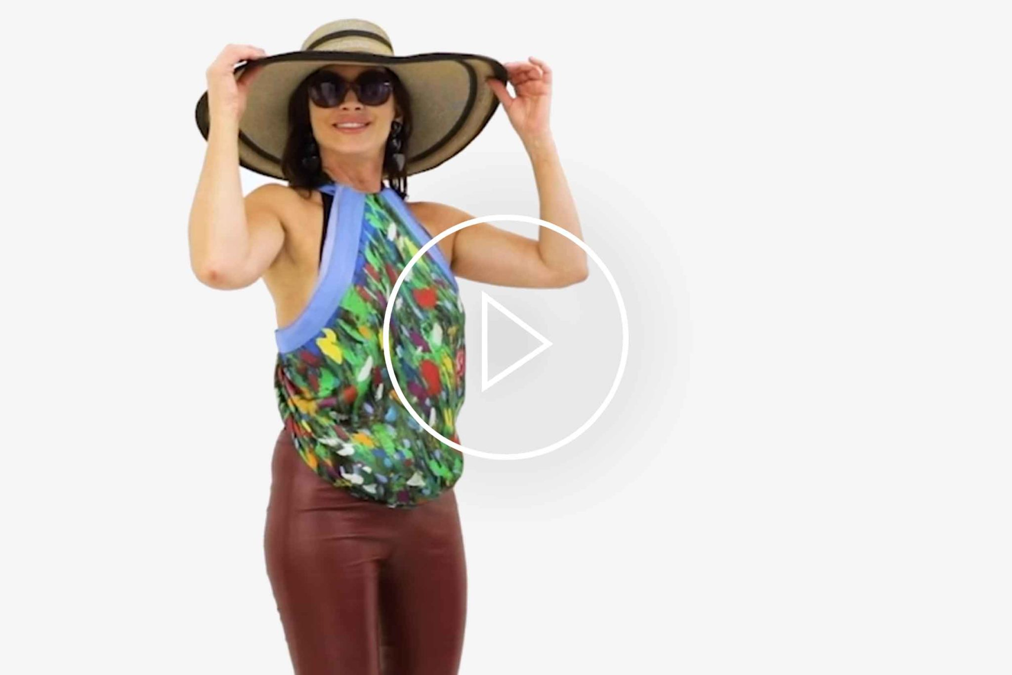 Cornelia Hagmann La Galleria Silk Scarves Styles Inspirations No 7 8 9, Seidenschal, sciarpa di seta, foulard soie,